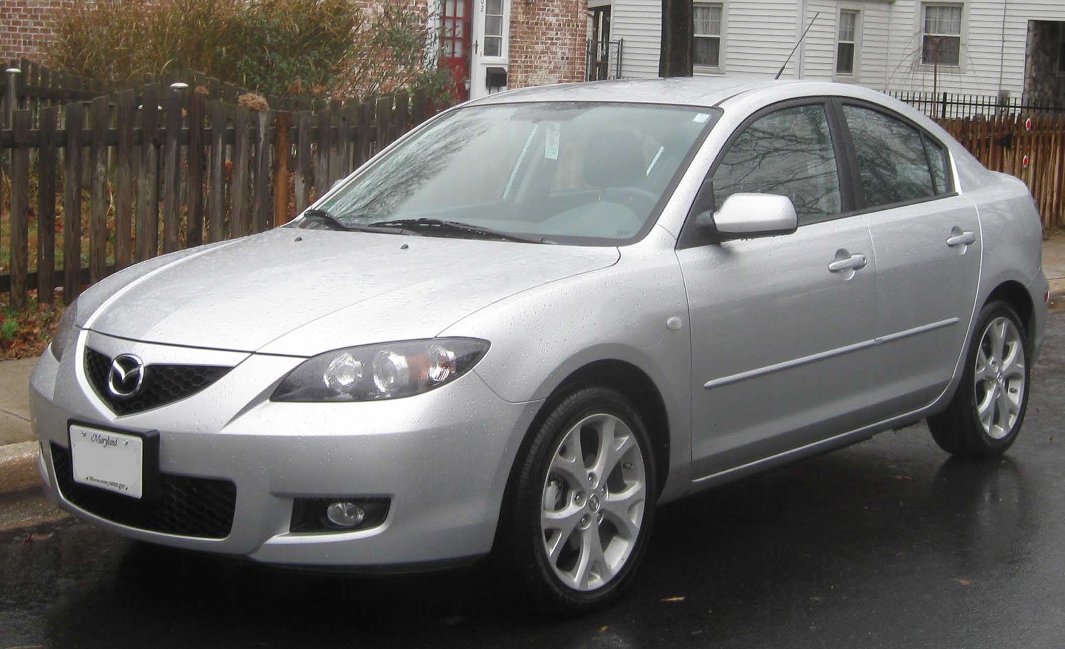 2007 mazda mazda3 - information and photos - momentcar