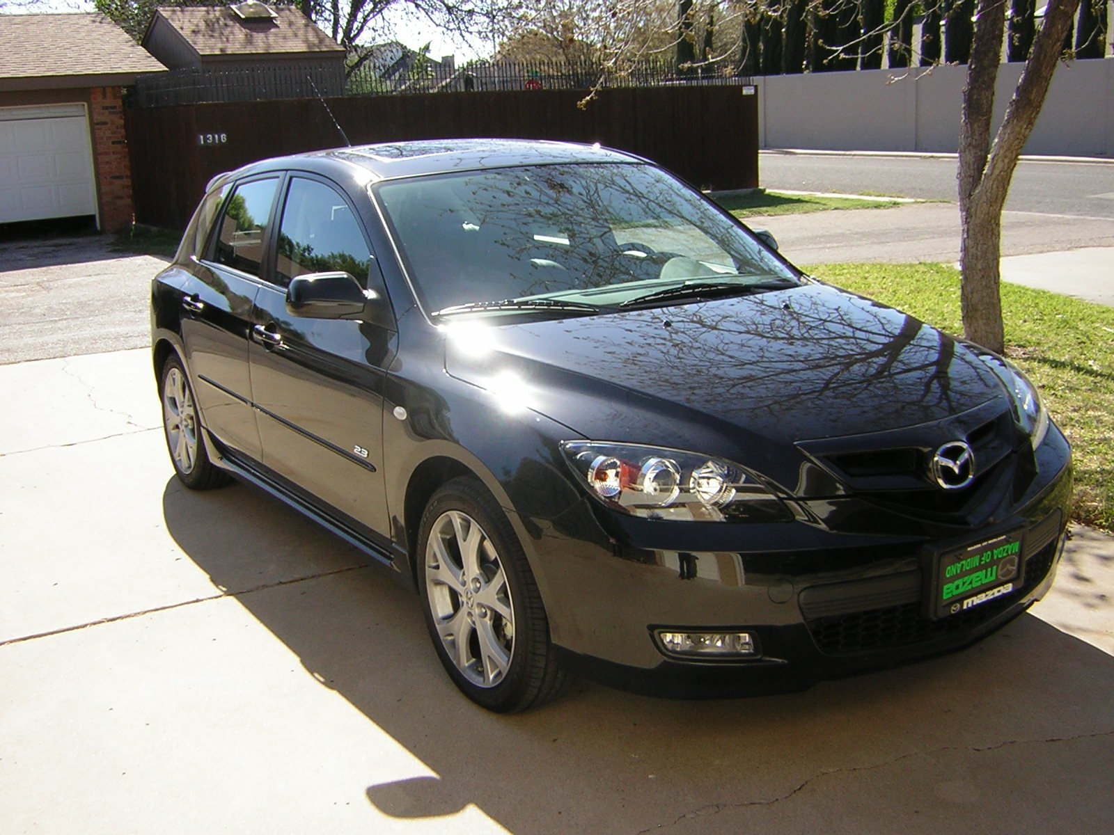 Download Mazda Mazda3 2007 4