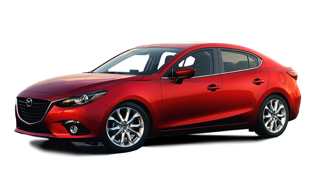 and motor trend front three rating mazda in msrp reviews cars quarter