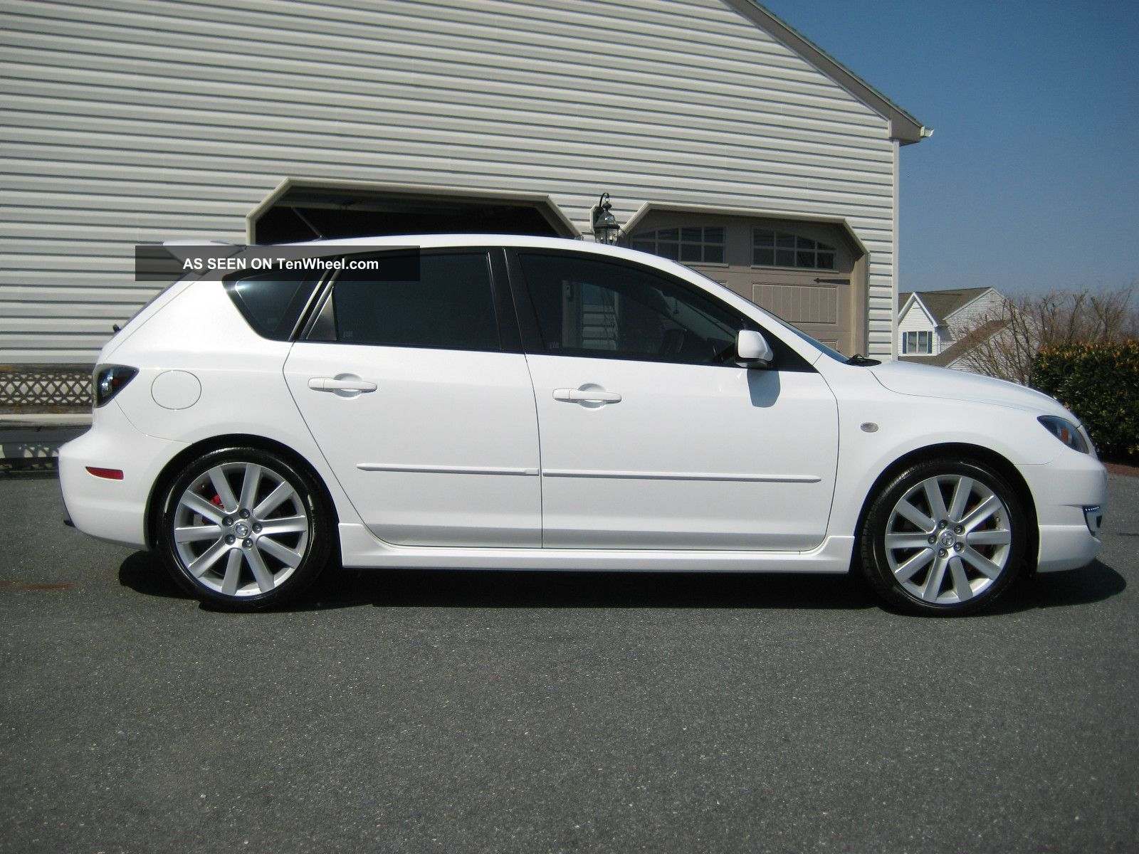 2008 mazda mazdaspeed mazda3 information and photos momentcar. Black Bedroom Furniture Sets. Home Design Ideas