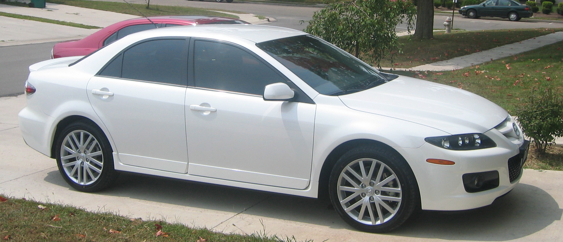 2006 mazda mazdaspeed mazda6 information and photos momentcar. Black Bedroom Furniture Sets. Home Design Ideas