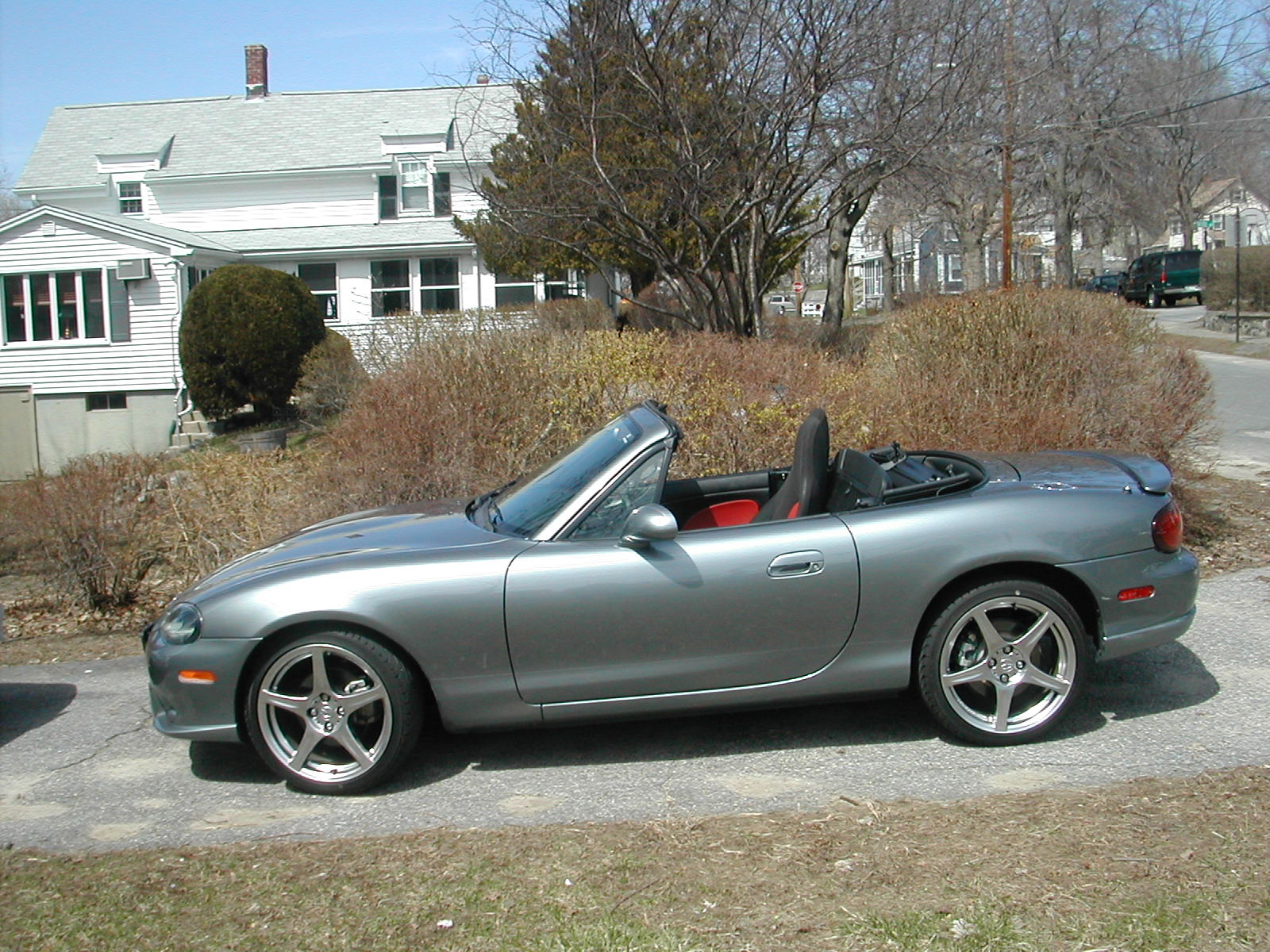 2004 mazda mazdaspeed mx 5 miata information and photos momentcar. Black Bedroom Furniture Sets. Home Design Ideas