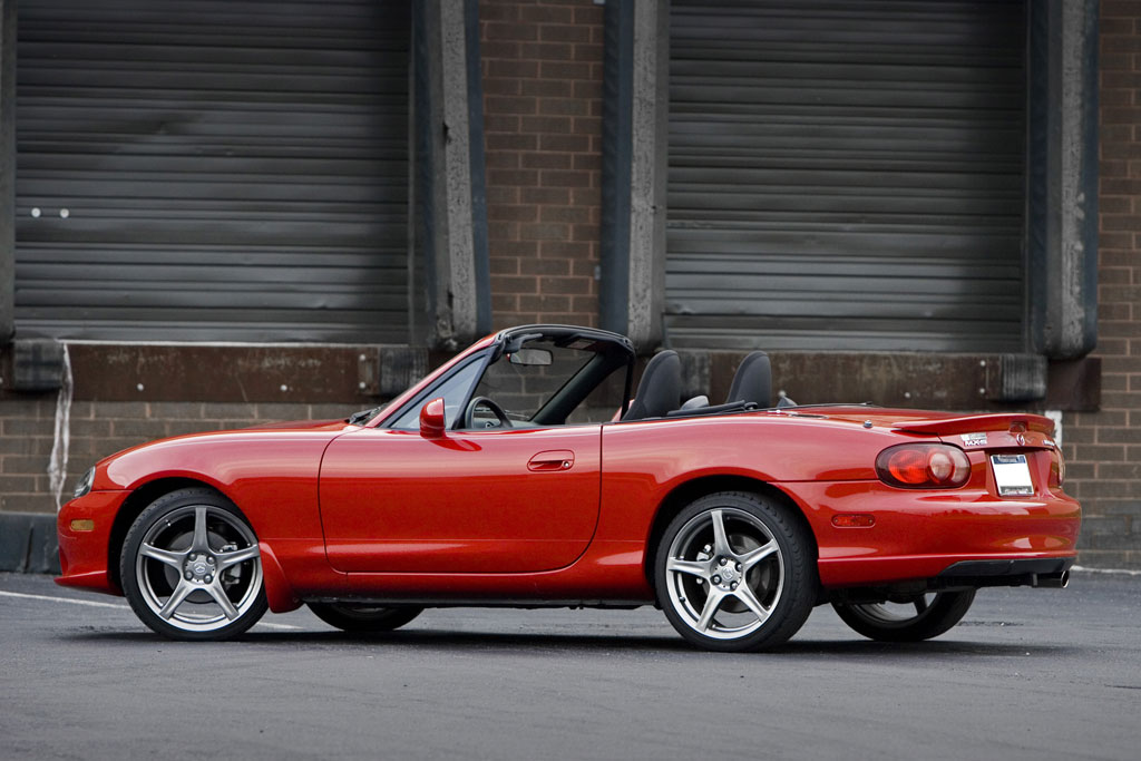 2005 mazda mazdaspeed mx 5 miata information and photos momentcar. Black Bedroom Furniture Sets. Home Design Ideas