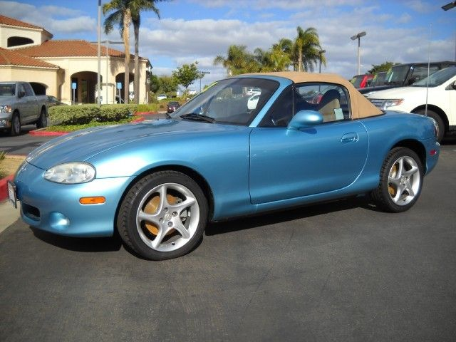 2002 mazda mx 5 miata information and photos momentcar. Black Bedroom Furniture Sets. Home Design Ideas