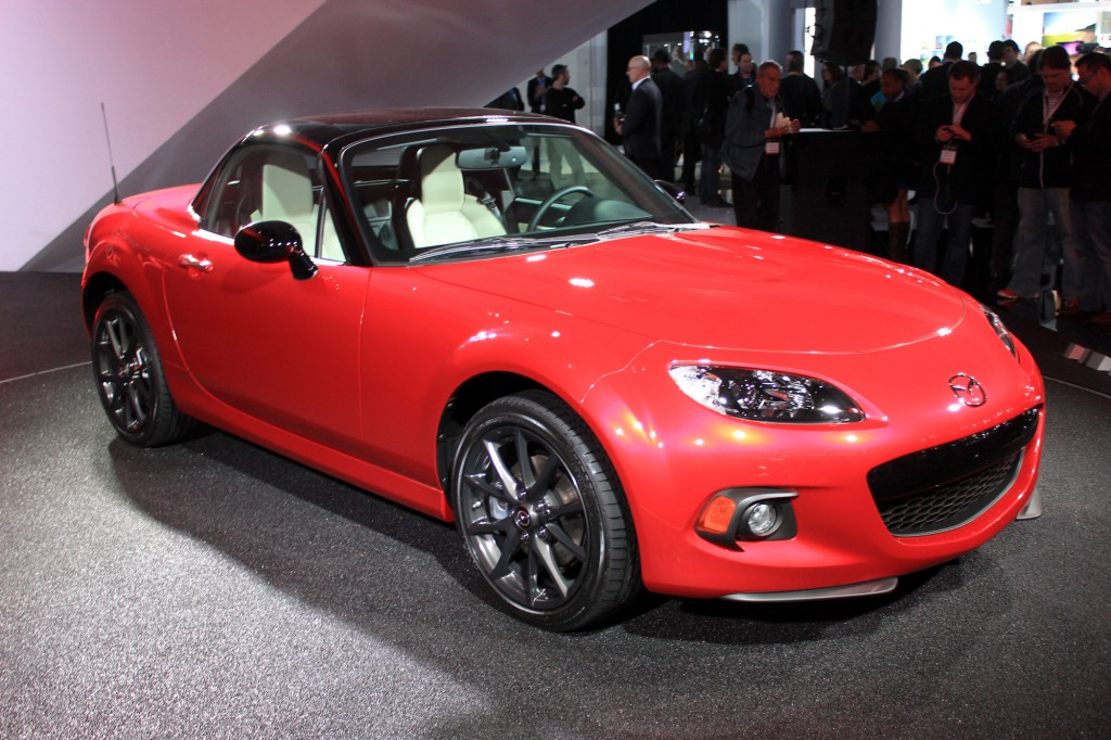 Mazda MX-5 Miata 25th Anniversary Edition #7