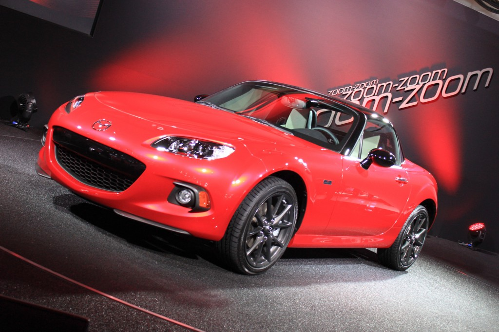 Mazda MX-5 Miata 25th Anniversary Edition #8