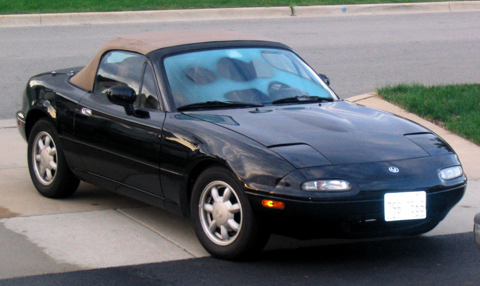 Mazda MX-5 Miata Base #11