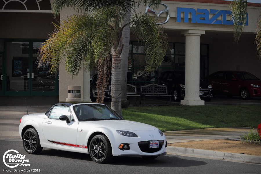 Mazda MX-5 Miata Club Spec #31