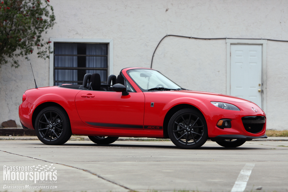 Mazda MX-5 Miata Club Spec #32