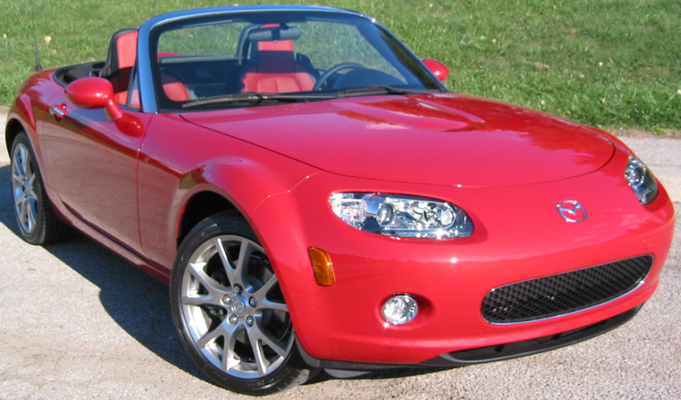 Mazda MX-5 Miata Limited #4