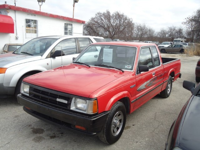 1988 Mazda Pickup - Information and photos - MOTcar