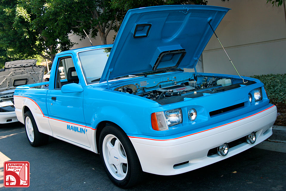 1989 Mazda Pickup Information And Photos Momentcar