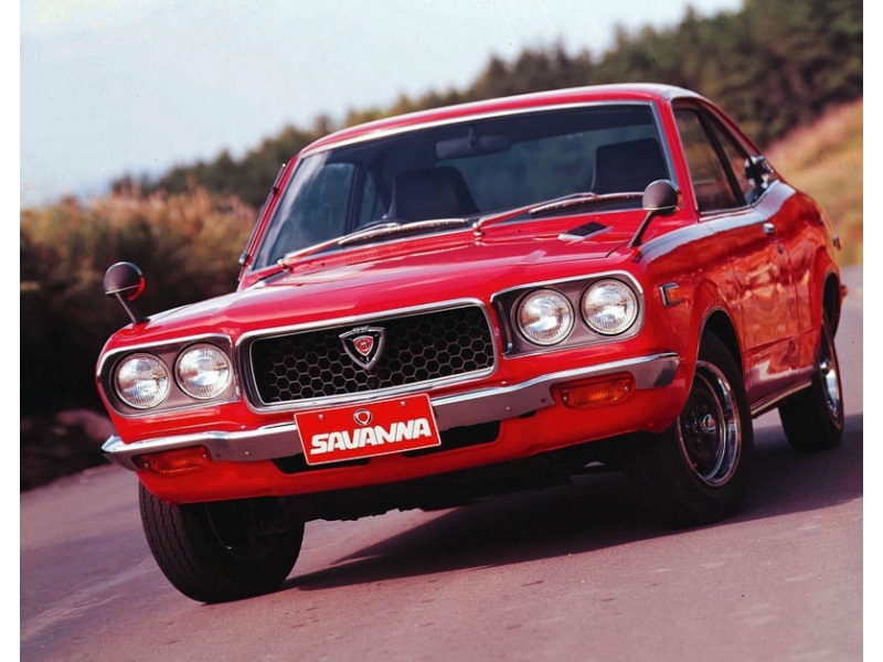 1977 Mazda Rx3: Information And Photos