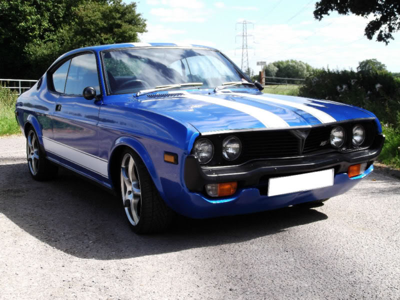 1975 Mazda Rx 4 Information And Photos Momentcar