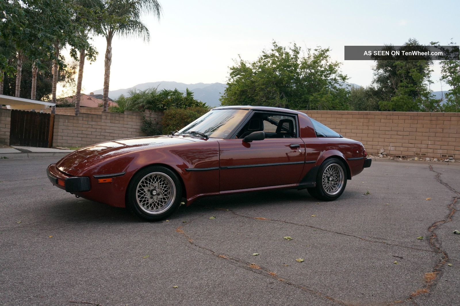 Image result for 1980s rx7