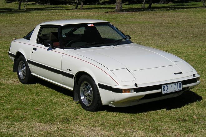1982 mazda rx 7 information and photos momentcar. Black Bedroom Furniture Sets. Home Design Ideas