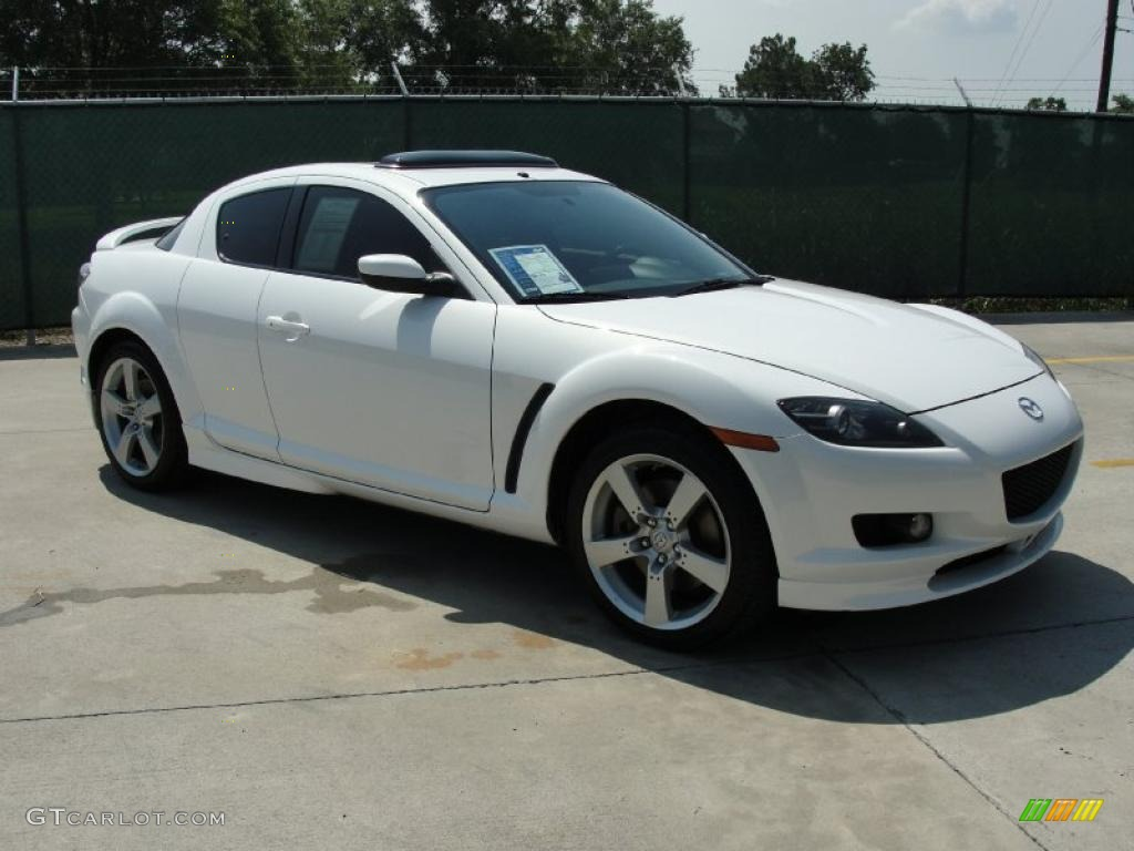 2007 mazda rx 8 information and photos momentcar. Black Bedroom Furniture Sets. Home Design Ideas