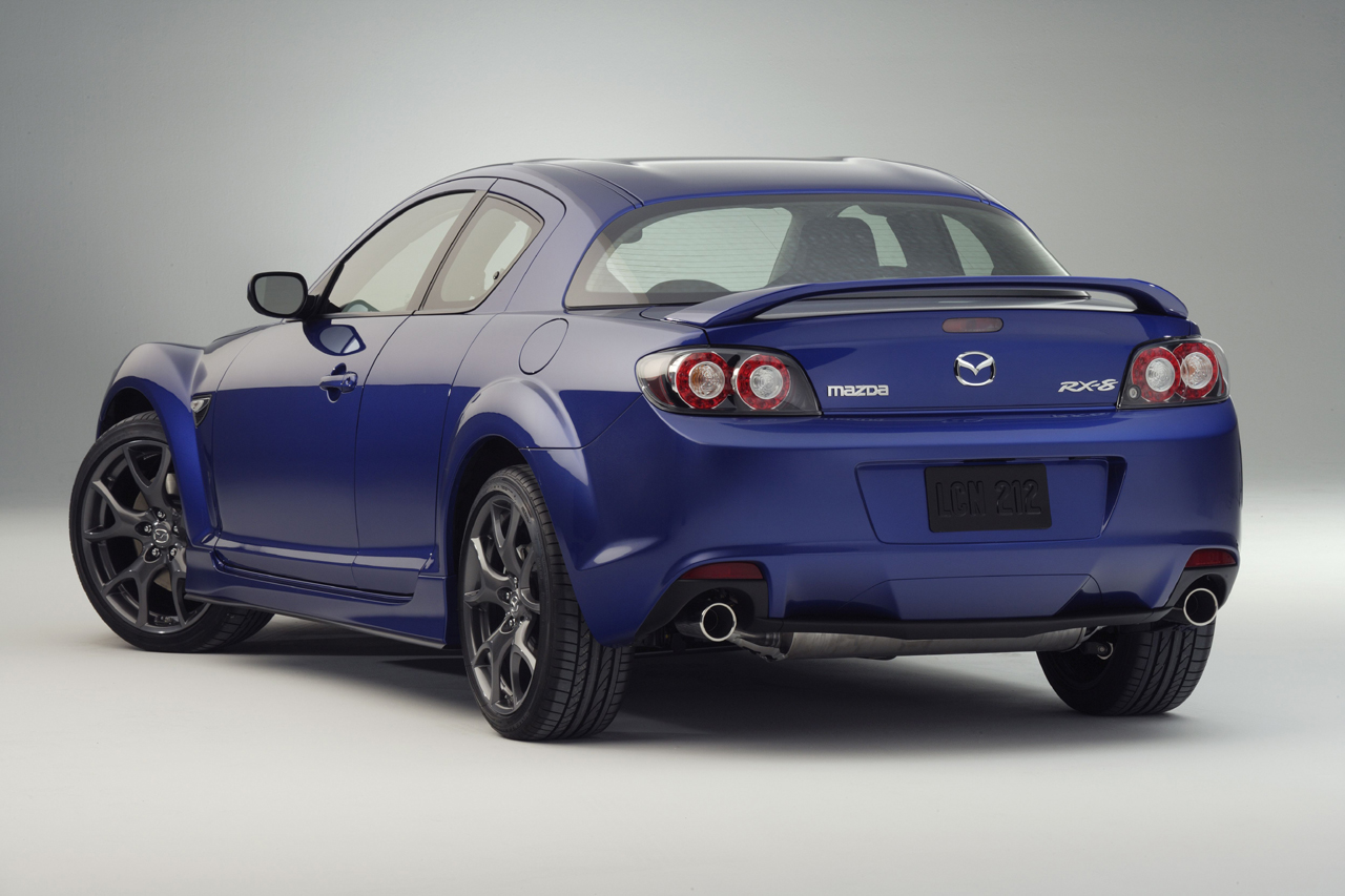2011 mazda rx-8 - information and photos - momentcar