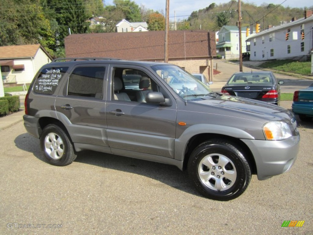 2002 Mazda Tribute - Information and photos - MOTcar