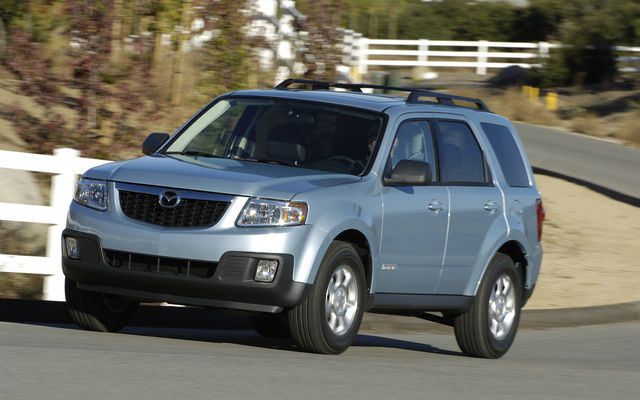 Mazda Tribute i Touring #19
