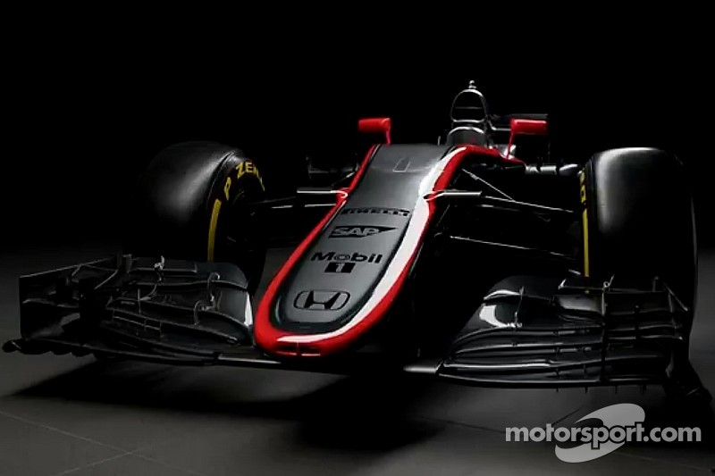 McLaren 2015 makes a teaser MP4-30 advert #3