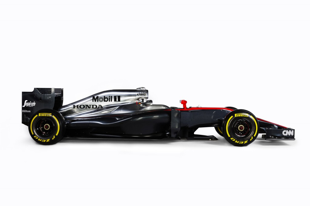 McLaren 2015 makes a teaser MP4-30 advert #5