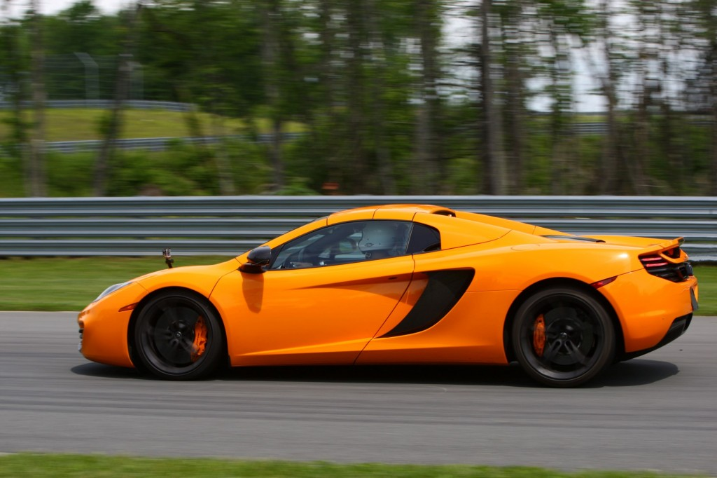 McLaren MP4-12C Spider Base #1