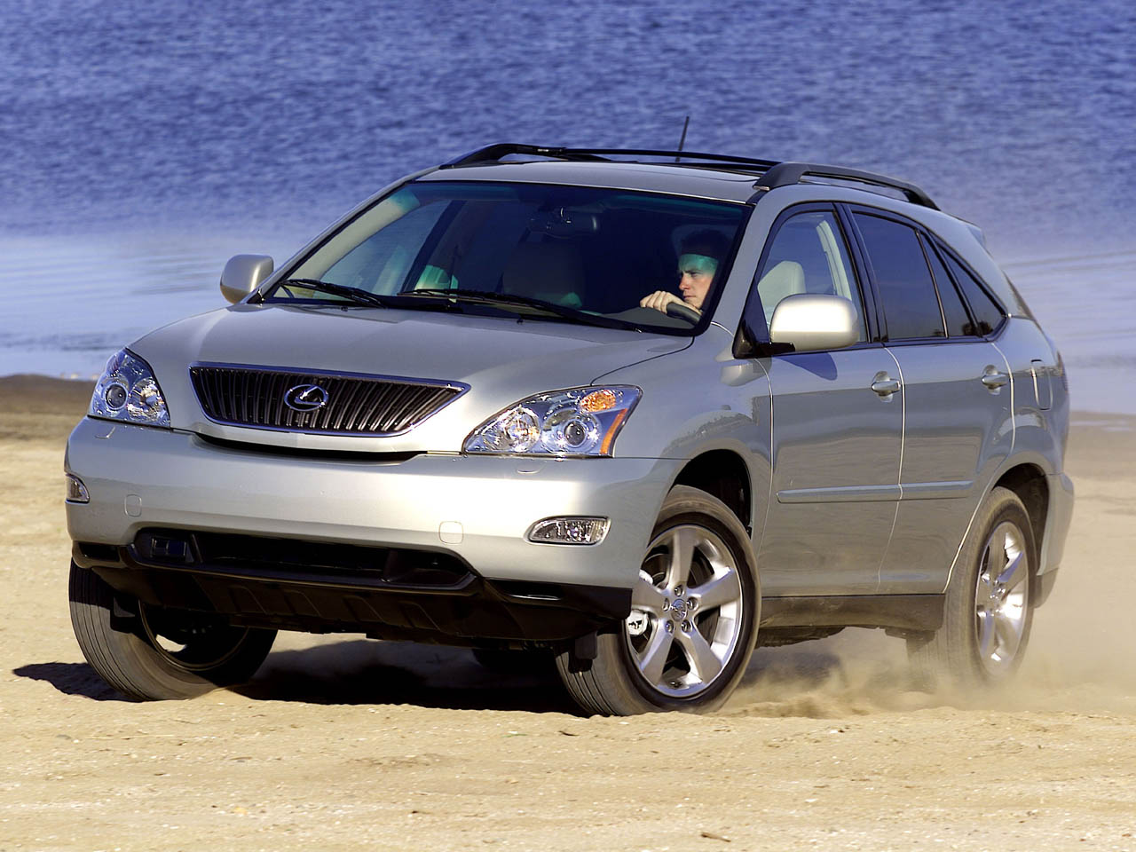 Meet RX330, the greatest ever SUV in Lexus 2006 range! #9