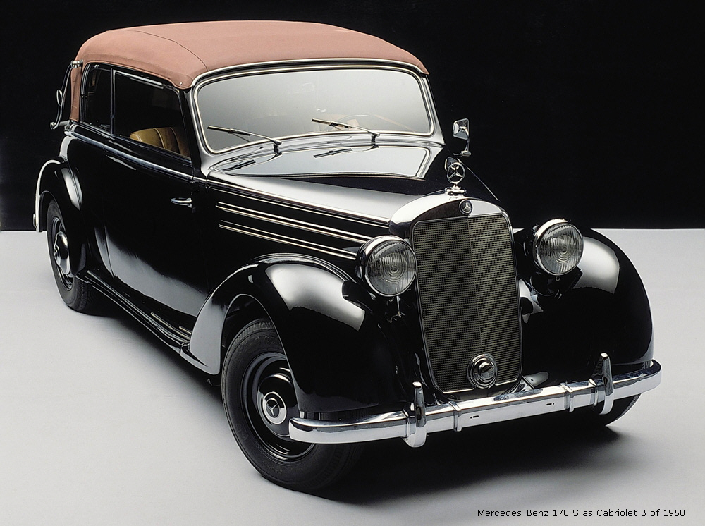 1946 mercedes benz 170 information and photos momentcar. Black Bedroom Furniture Sets. Home Design Ideas