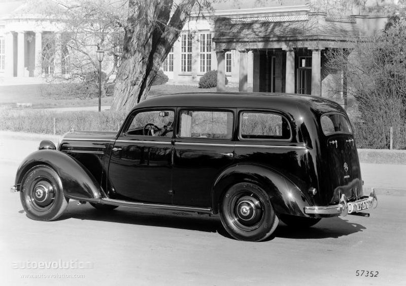 1946 Mercedes-benz 170 - Information And Photos