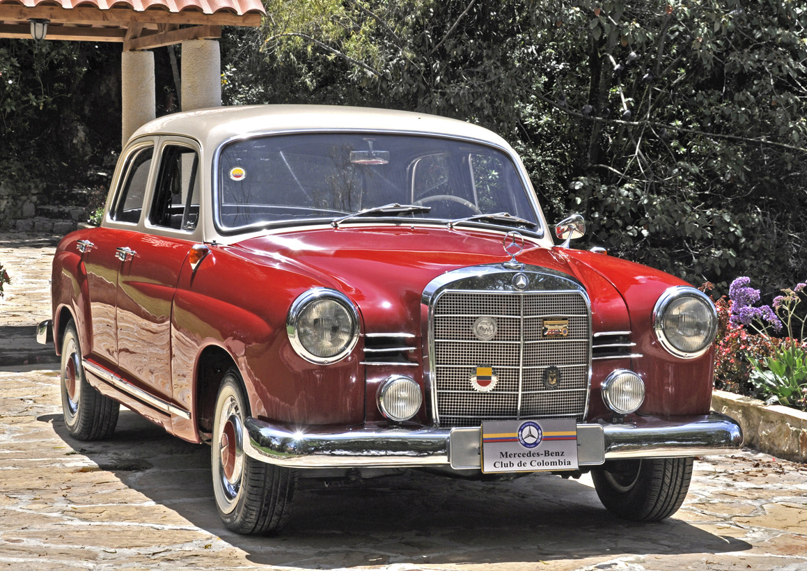 1962 mercedes benz 180 information and photos momentcar for Facts about mercedes benz