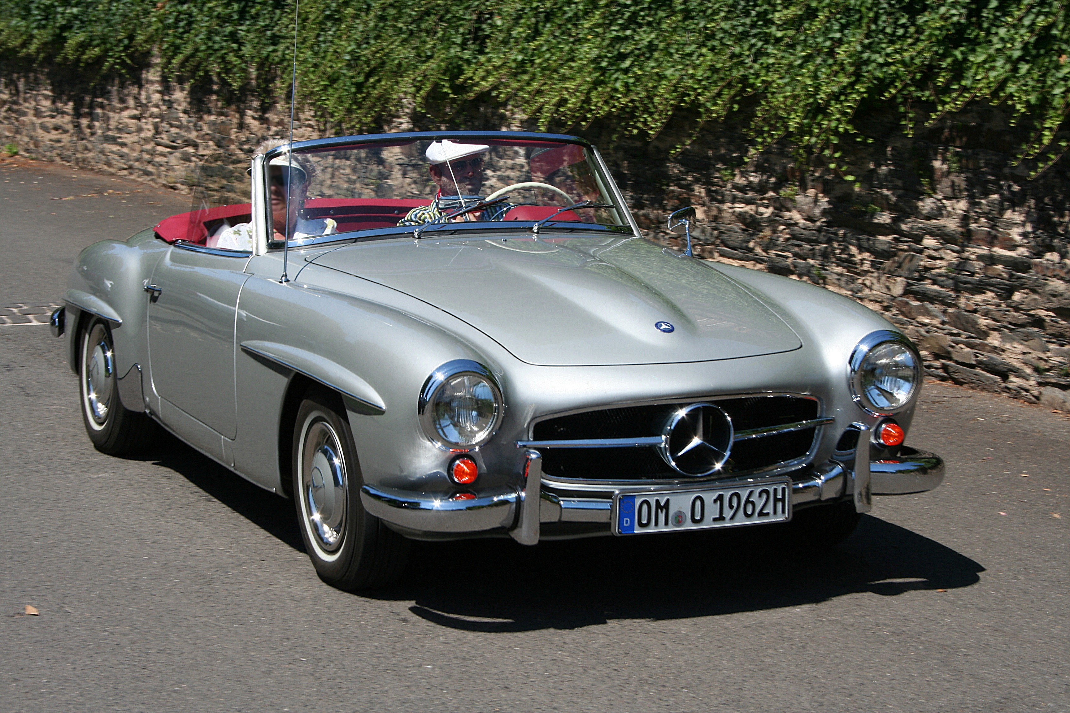 Mercedes-Benz 190SL #1
