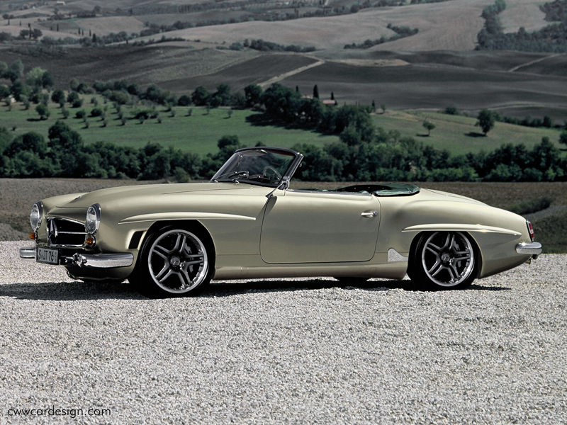 Mercedes-Benz 190SL #10