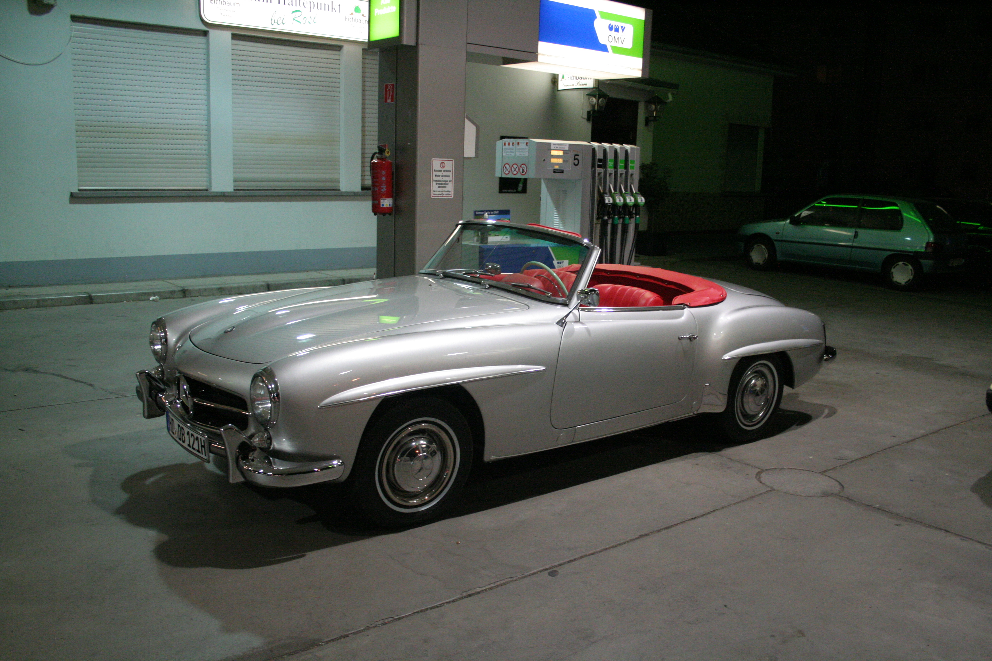 Mercedes-Benz 190SL #3