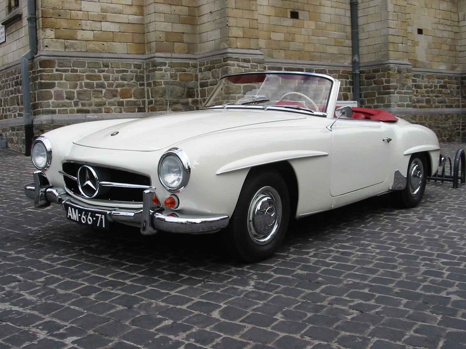 Mercedes-Benz 190SL #4
