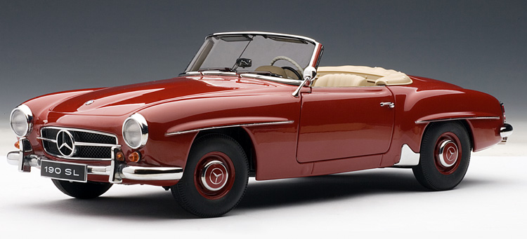 Mercedes-Benz 190SL #8