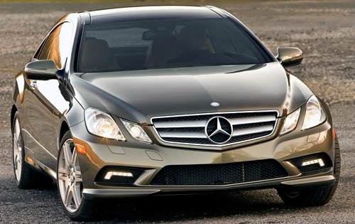 mercedes-benz 2010: E350 4Matic for those only who drive aggressively #3