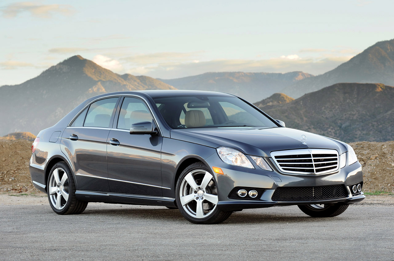 mercedes-benz 2010: E350 4Matic for those only who drive aggressively #9