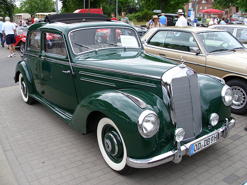 Image gallery 1953 mercedes 220 for 1953 mercedes benz 220 sedan for sale