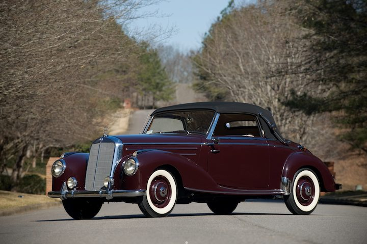 Mercedes benz 220 66px image 9 for 1953 mercedes benz 220 sedan for sale
