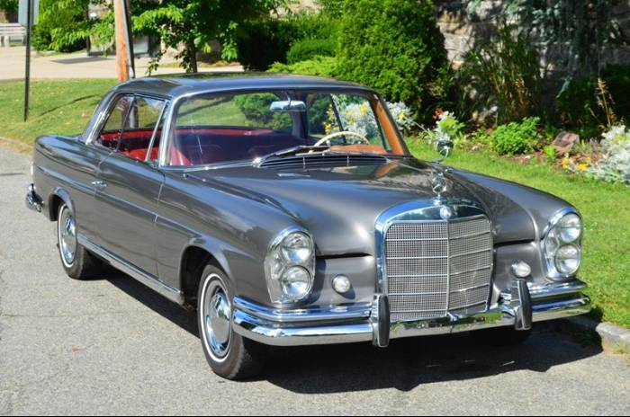 Image gallery 1963 mercedes 220 for 1963 mercedes benz 220s for sale