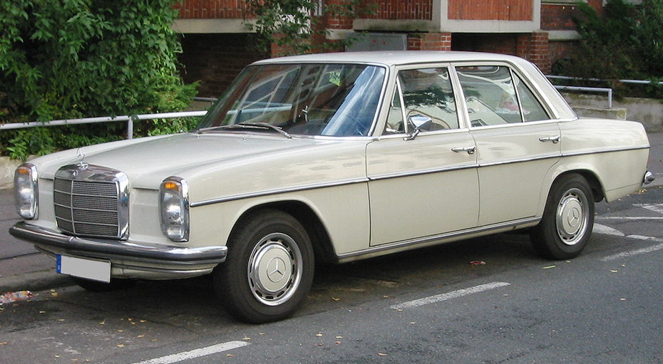 1970 mercedes benz 220 information and photos momentcar. Black Bedroom Furniture Sets. Home Design Ideas