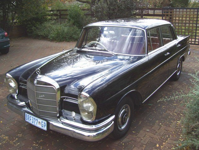 1970 mercedes benz 220 information and photos momentcar for Mercedes benz 220s for sale