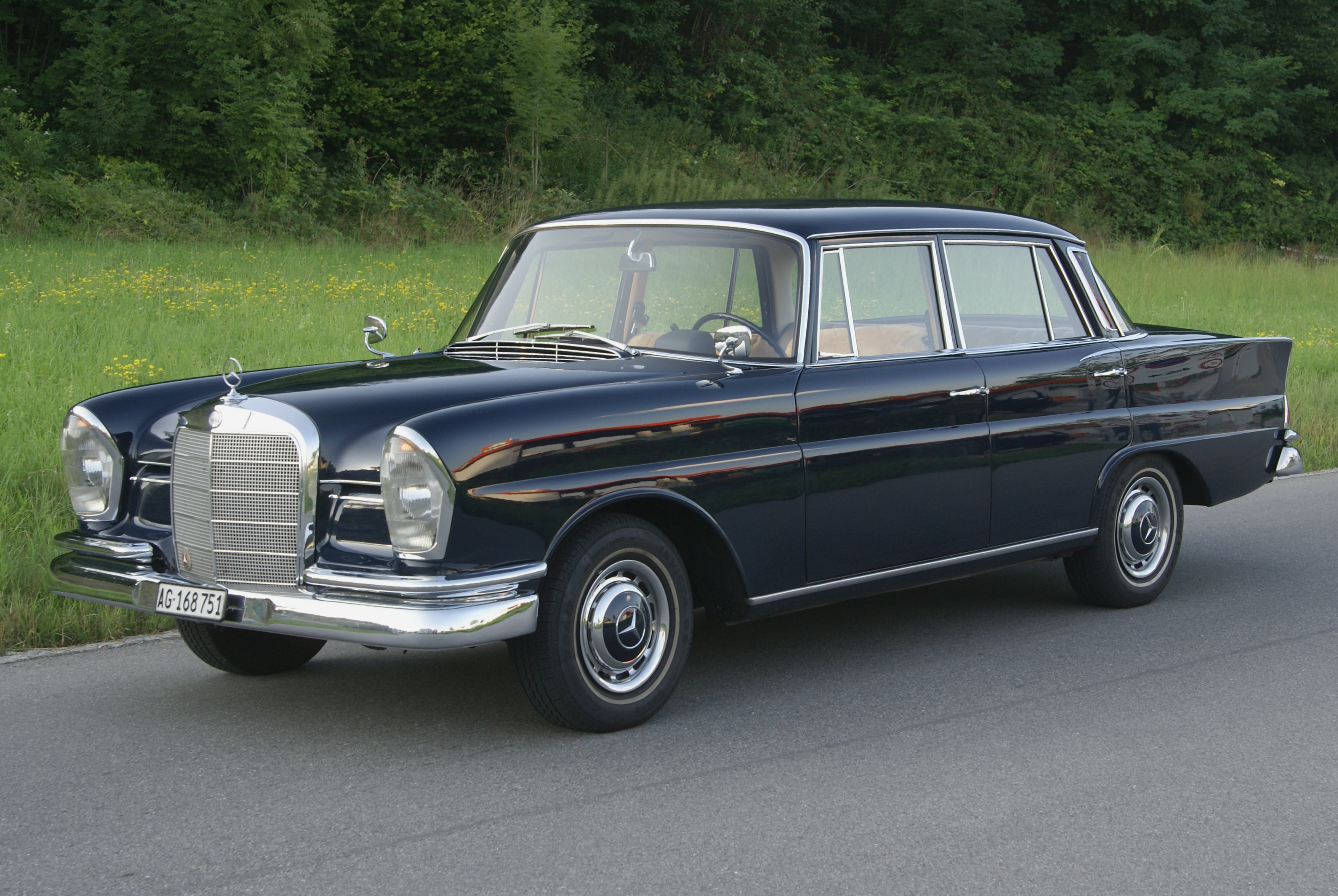 Mercedes Benz 220 Seb Information And Photos Momentcar