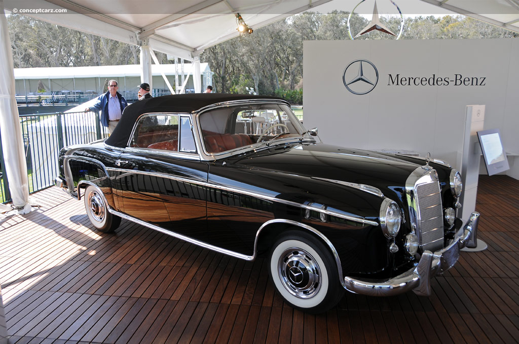 1956 mercedes benz 220s information and photos momentcar. Black Bedroom Furniture Sets. Home Design Ideas