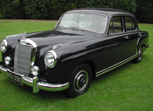 Image gallery 1958 mercedes for 1958 mercedes benz 220s for sale