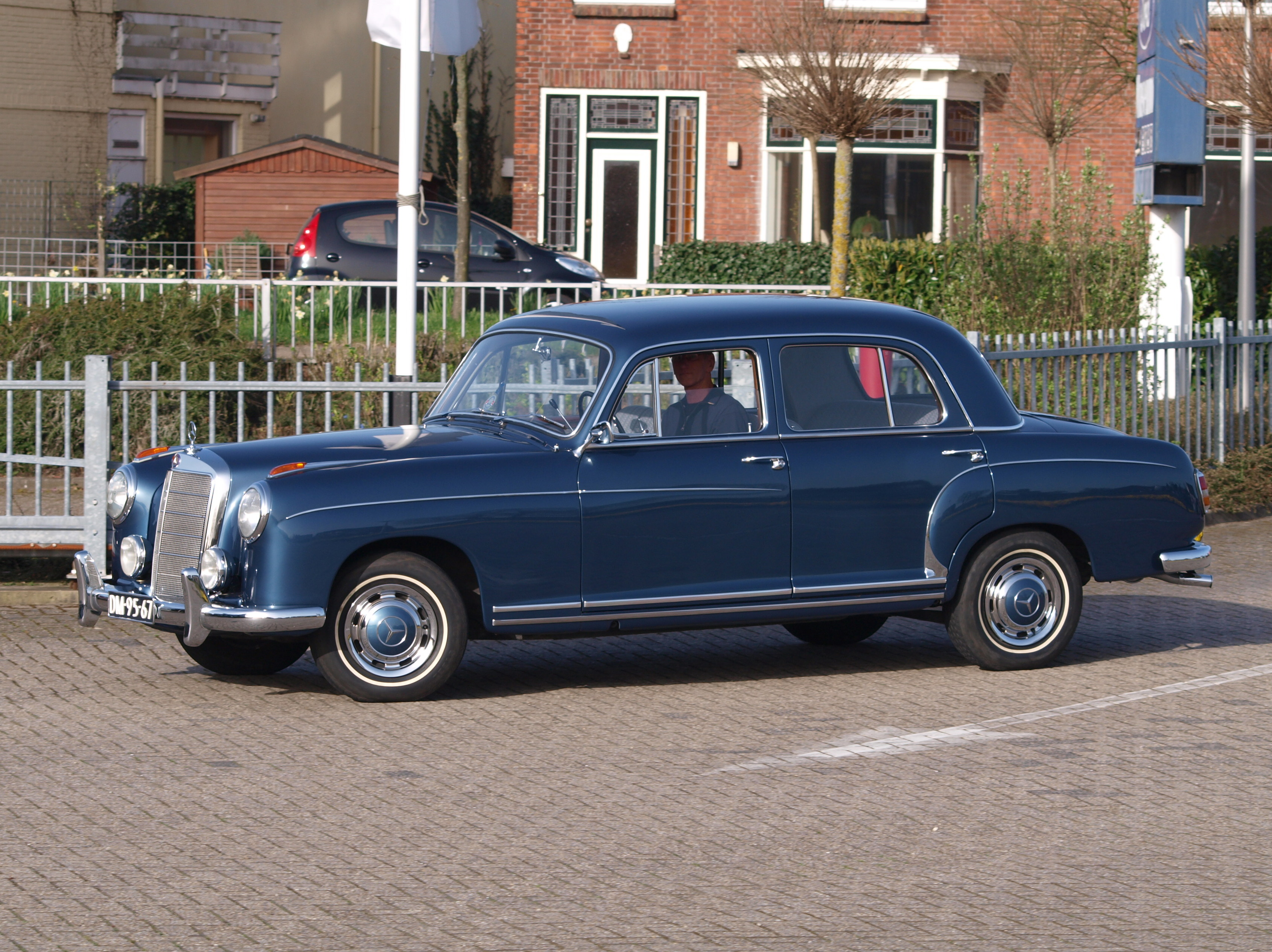 1959 mercedes benz 220s information and photos momentcar