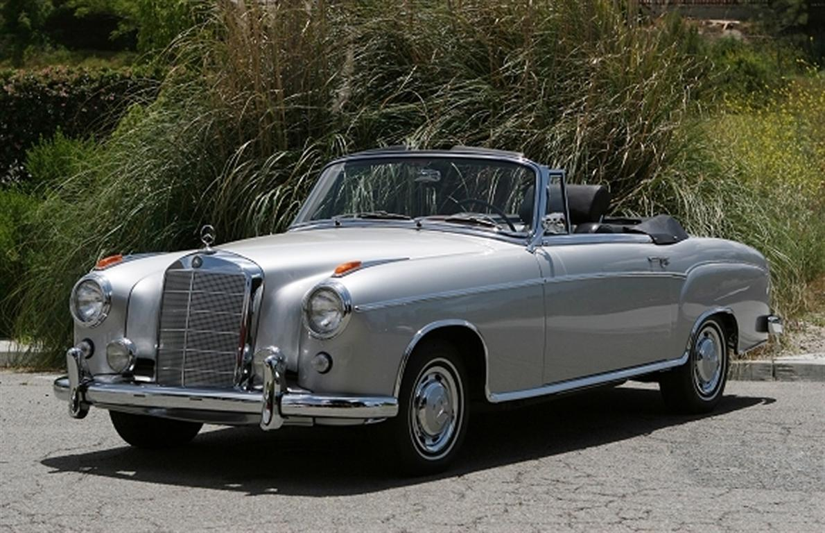 1960 mercedes benz 220s information and photos momentcar for Mercedes benz 220 s