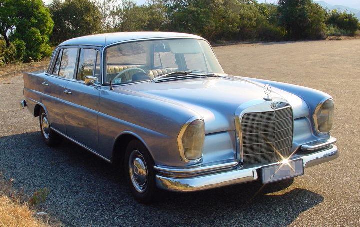 Image gallery mercedes benz 1963 am for 1963 mercedes benz 220s for sale