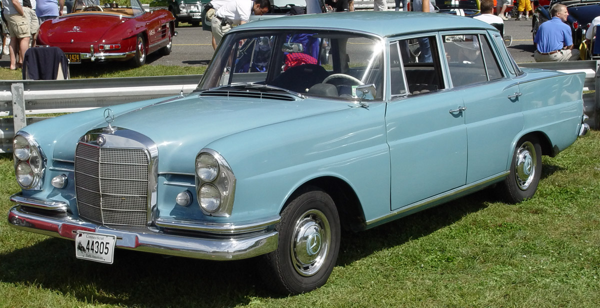 Mercedes benz 220s information and photos momentcar for Mercedes benz 220 s